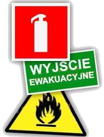 oznakowanie okbiektu ppoz, instrukcja bezpieczeństwa pożarowego, szkolenie wstepne okresowe bhp, andrychów, kęty, wadowice